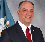 John Bel Edwards : Governor