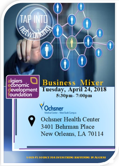 Biz Mixer April